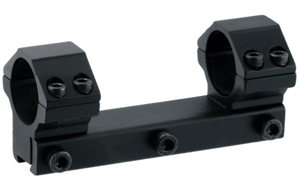 Accushot Medium Mount, 30mm Rings, Dovetail