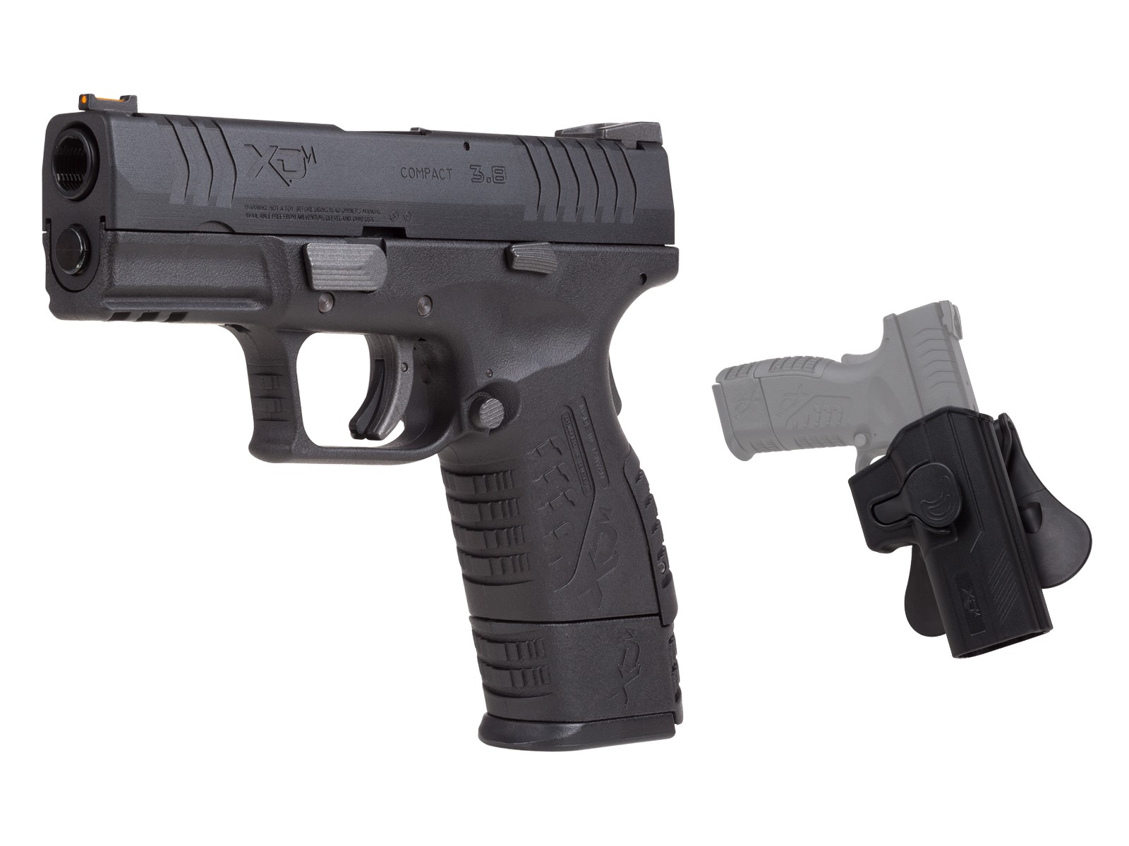 "Springfield Armory XDM 3.8"" BB Pistol"