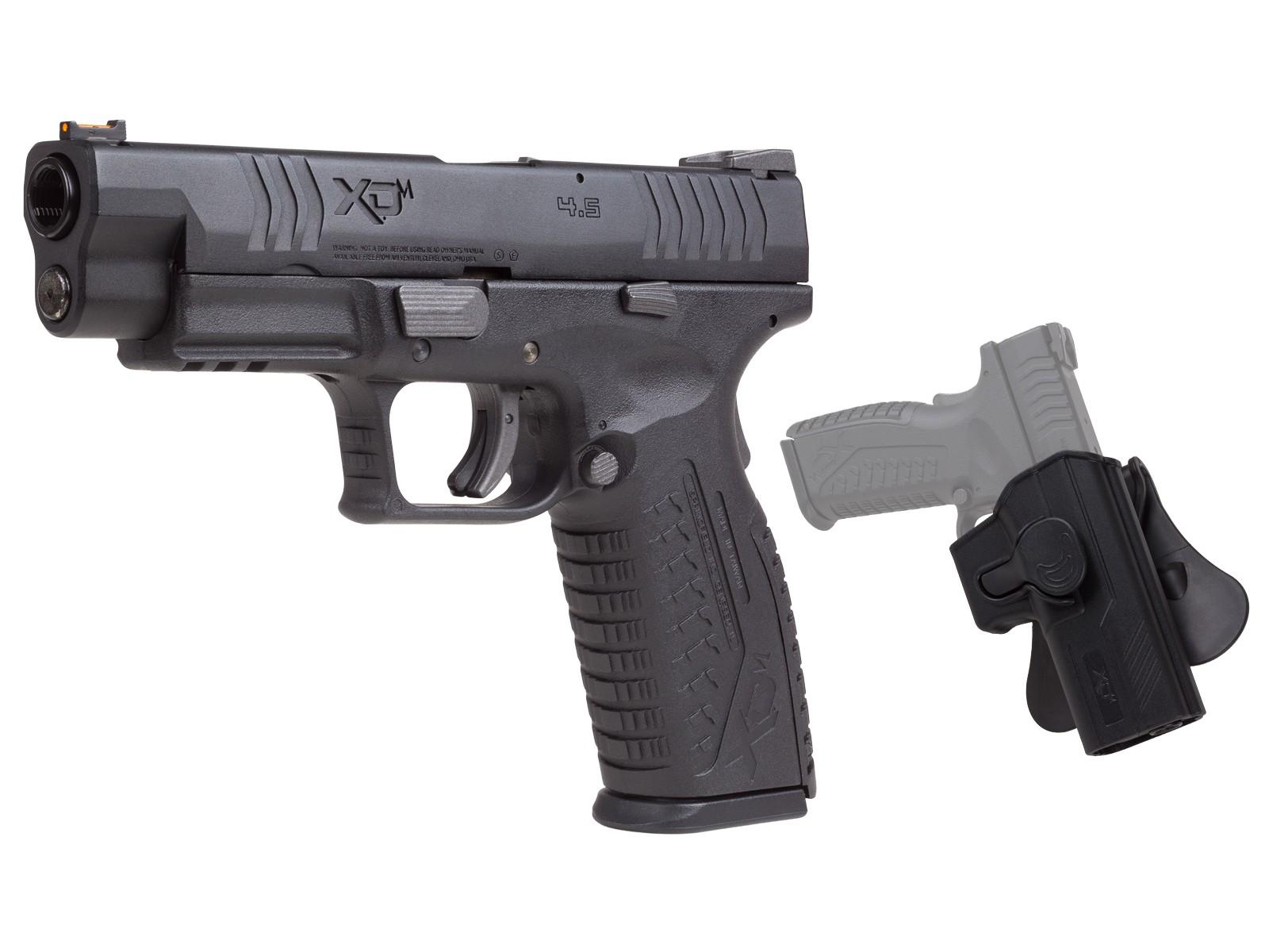 "Springfield Armory XDM 4.5"", BB Pistol"
