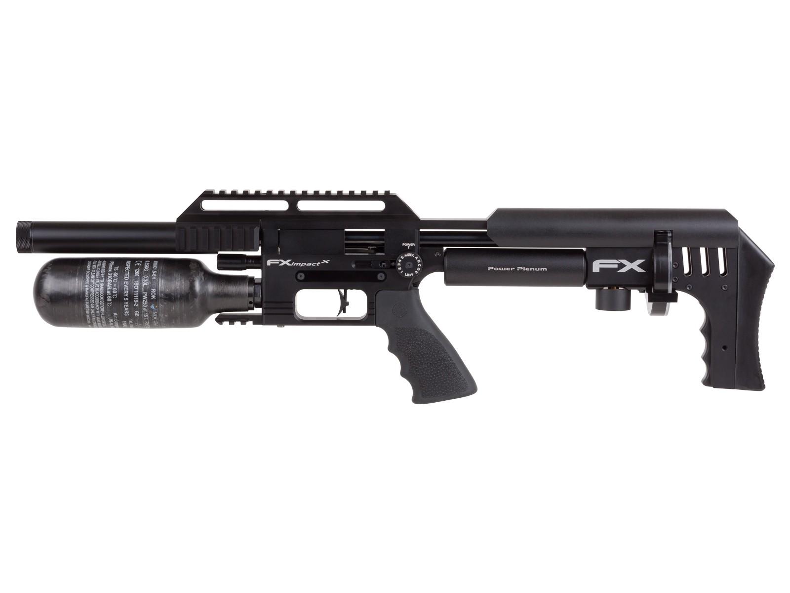 FX Impact X MKII Compact, Black