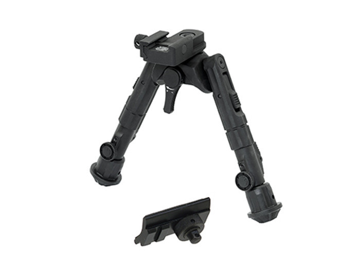"UTG Recon 360 TL Bipod, 5.5""-7.0"" Center Height, Picatinny"