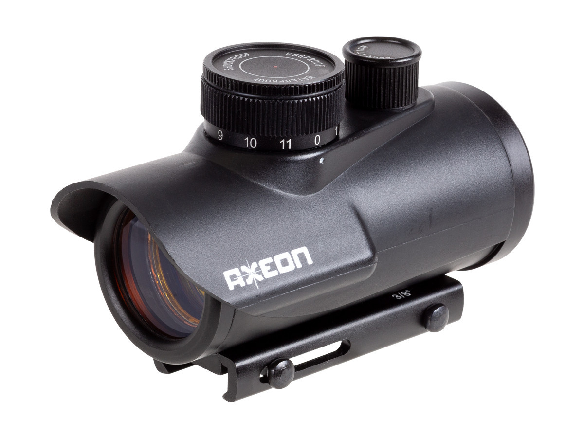 Axeon 1XRDS 1x30 Red Dot Sight