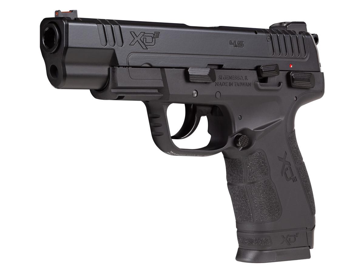 Springfield Armory XD-E, Black