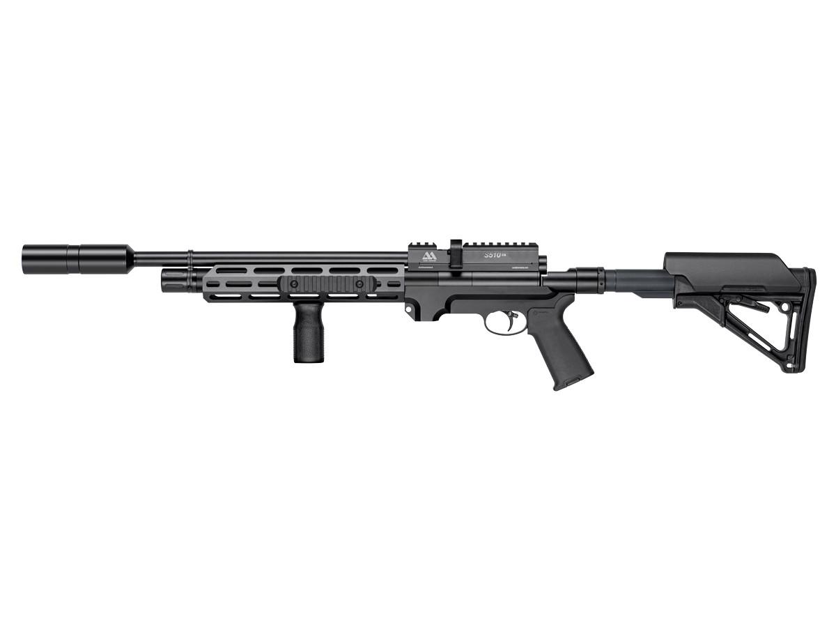 Air Arms S510 XS Tactical PCP Air Rifle, .177 Caliber