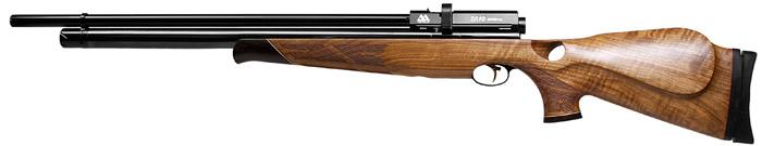 Air Arms S510, Thumbhole Stock