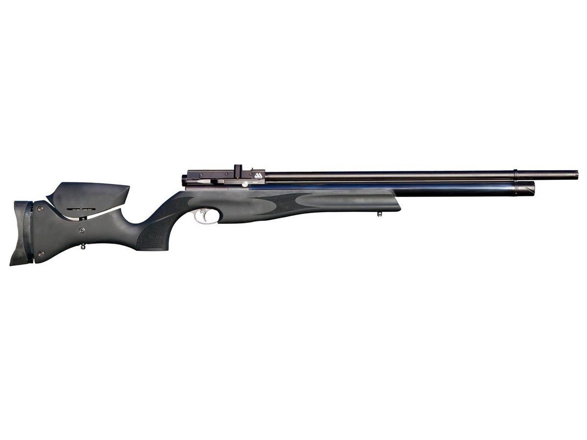 Air Arms S510 XS Ultimate Sporter Xtra FAC, Black Soft Touch