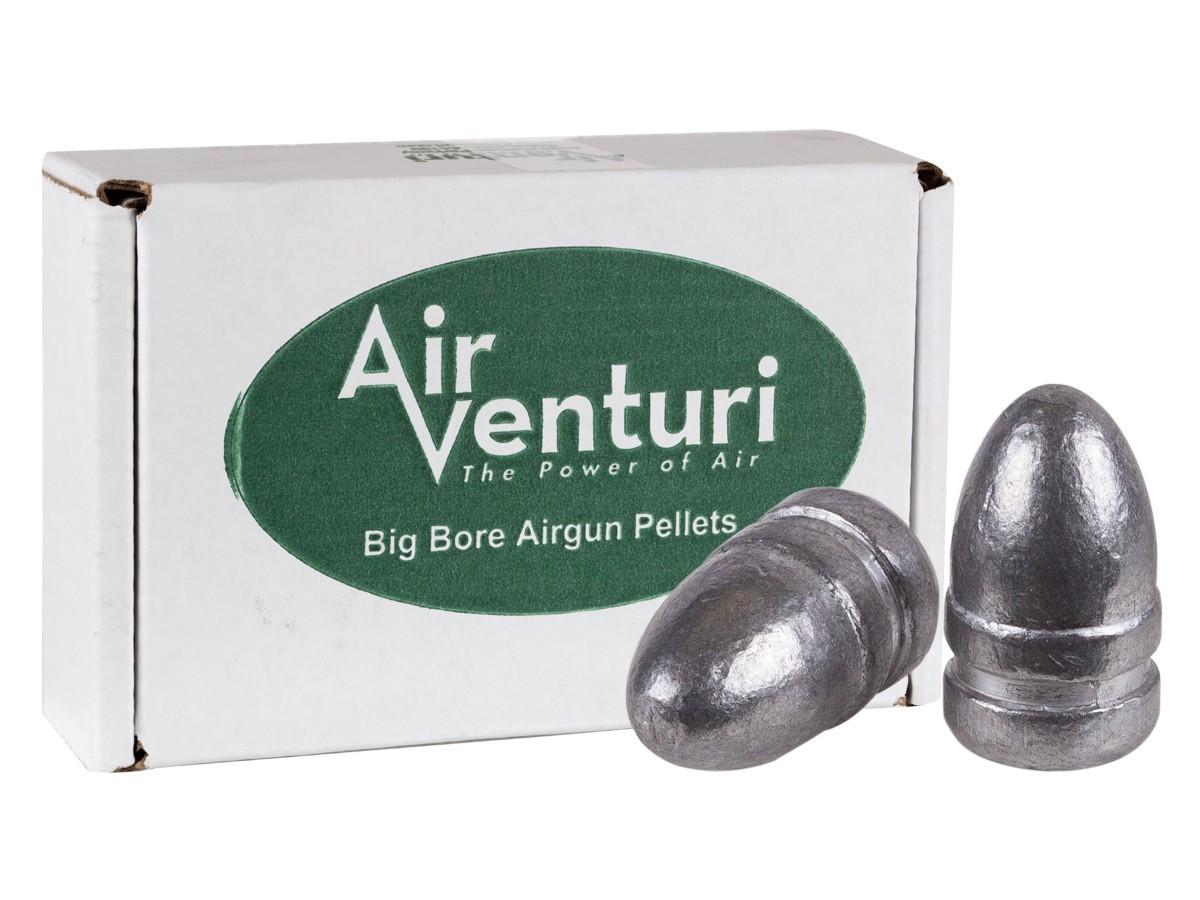 Air Venturi Round Nose .356 Cal, 127 gr - 100 ct