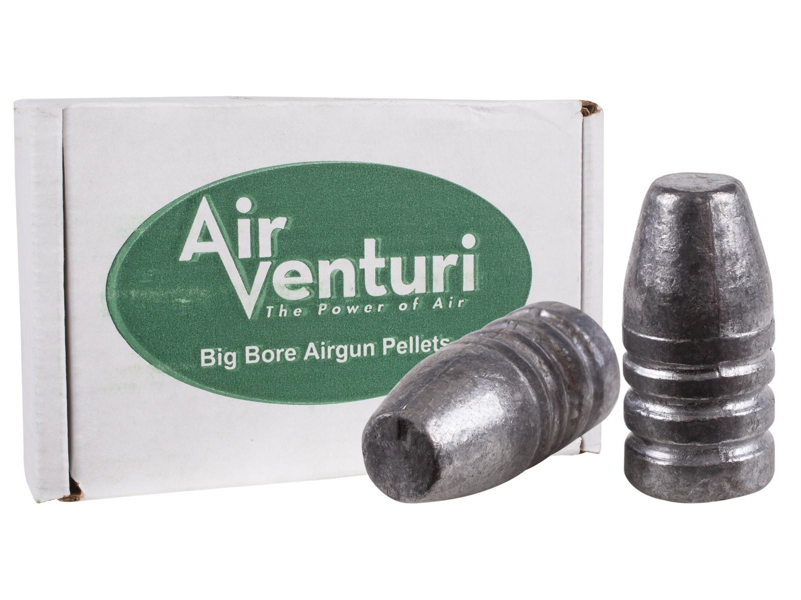 Air Venturi Flat Point .40 Cal, 252 gr - 50 ct
