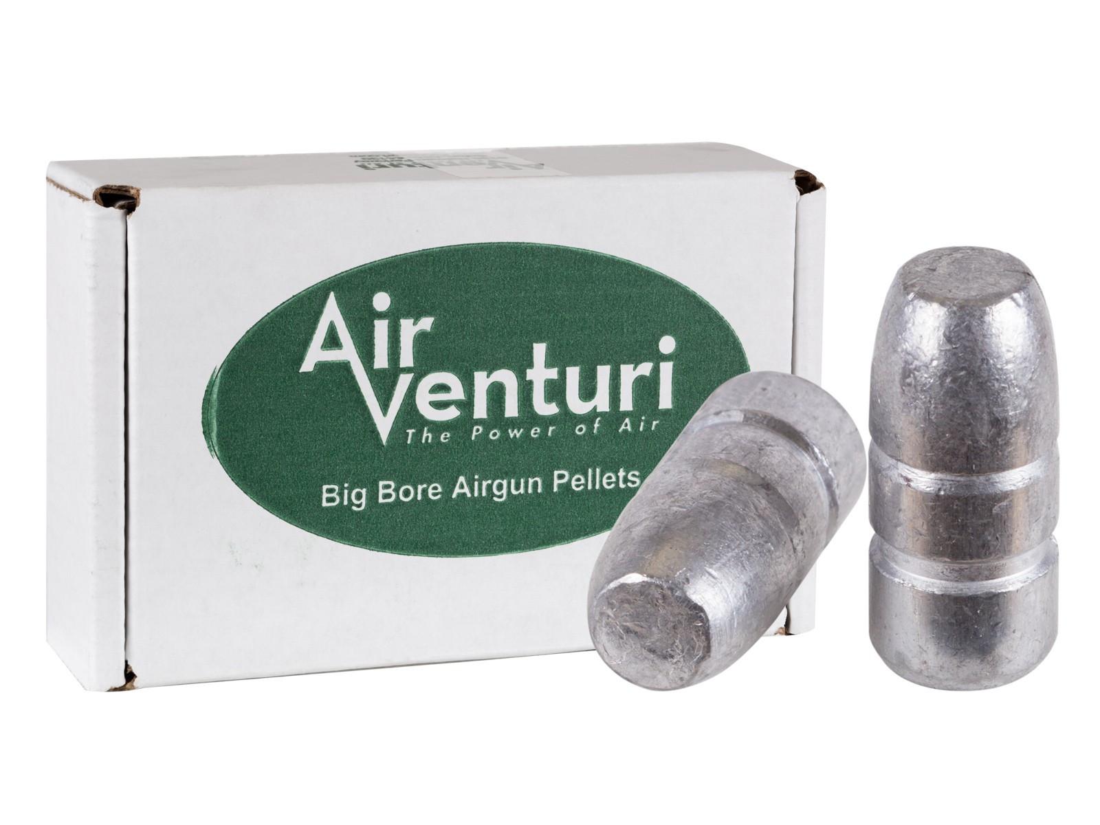 Air Venturi Flat Point .45 Cal, 411 gr - 50 ct
