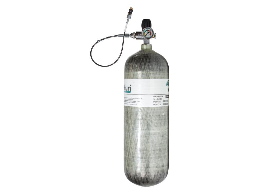 Air Venturi Carbon Fiber Tank, 98 Cu Ft