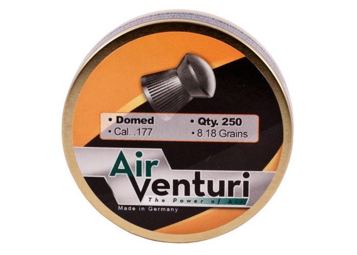Air Venturi Domed .177 Cal, 8.18 gr - 250 ct