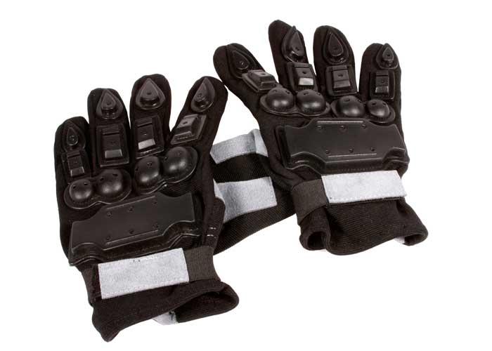 Air Venturi Full Armor Airsoft Gloves, Small