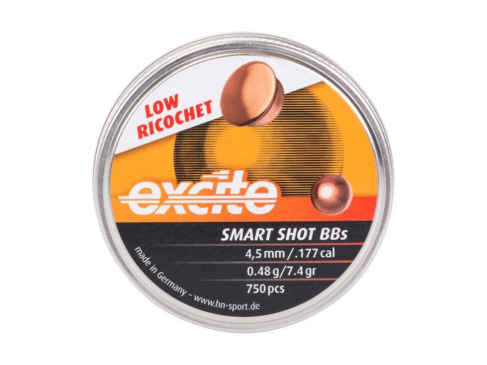Air Venturi H&N Smart Shot BBs .177 Cal - 750 ct