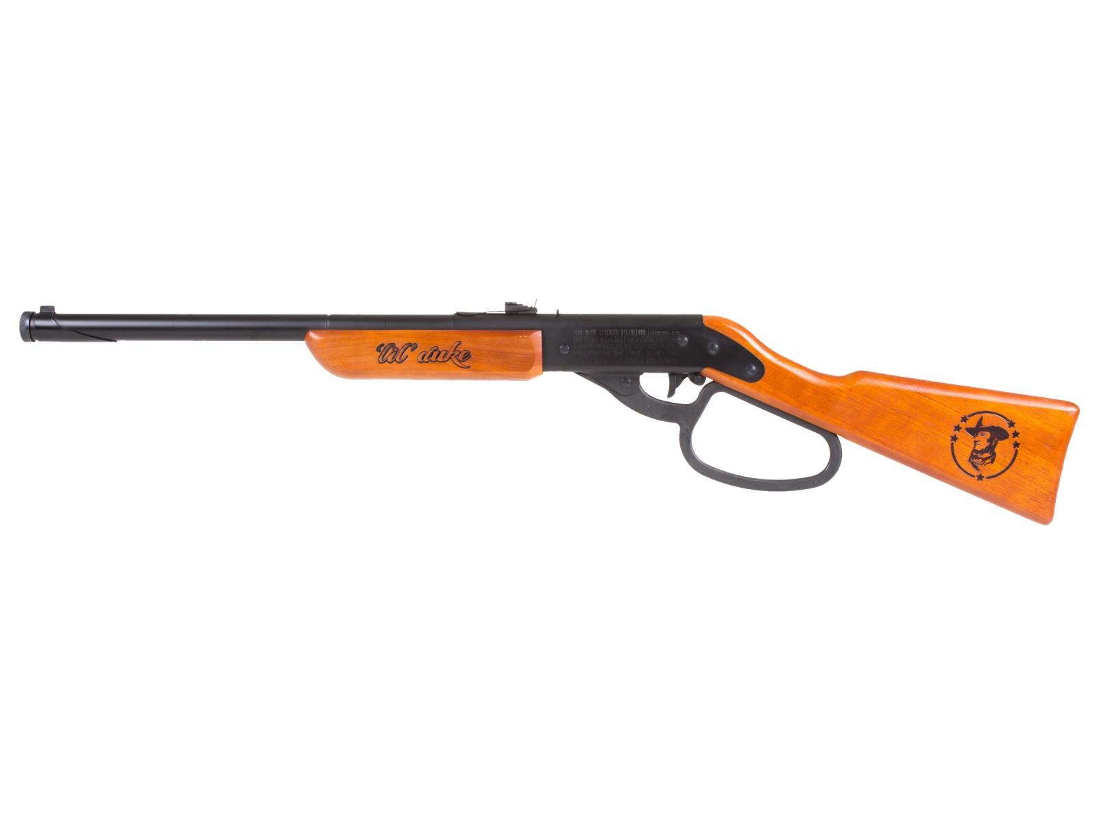 John Wayne Lil Duke BB Rifle