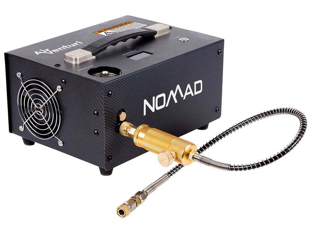 Air Venturi Nomad Portable Compressor, 4500 PSI