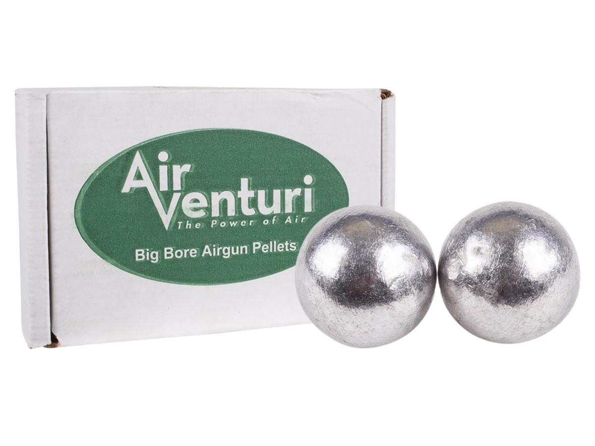Air Venturi Round Ball .45 Cal, 137 gr - 100 ct