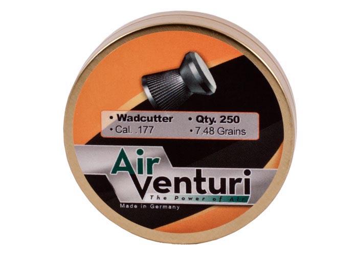 Air Venturi Wadcutter .177 Cal, 7.48 gr - 250 ct