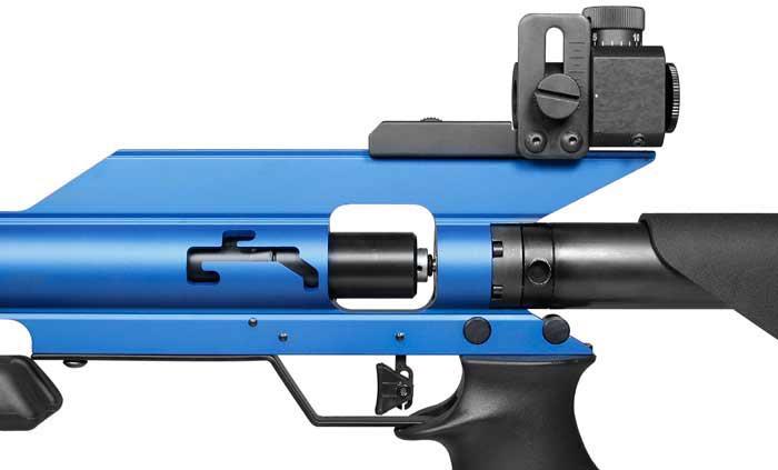 AirForce Edge, Blue, .177 cal | Pre