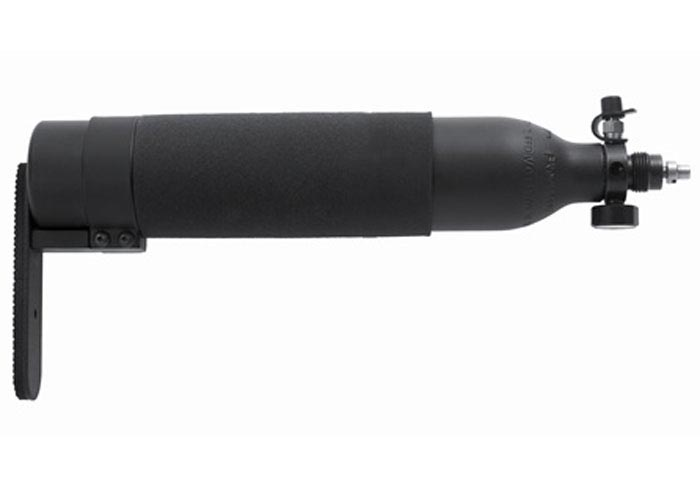 AirForce Spin-Loc Hi-Flo Air Tank for Condor Rifles