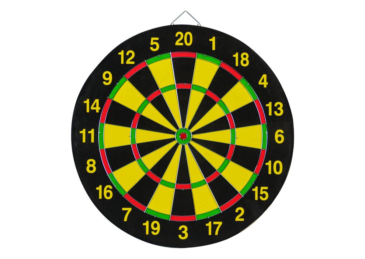 Airgun Darts Dartboard