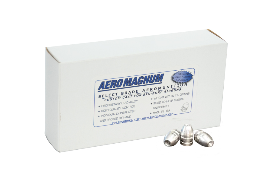 Aeromagnum Lone-Star HP (Light) .457 Cal, 259 gr - 50 ct