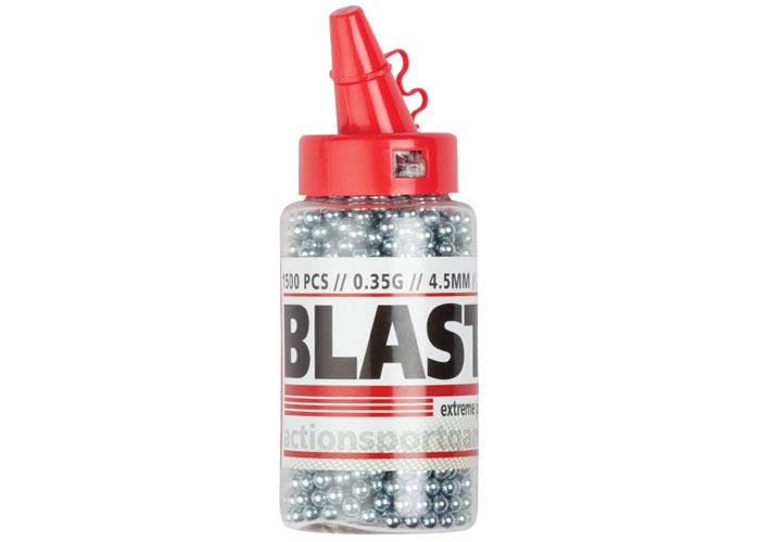 ASG Blaster Steel BBs, 1500 count