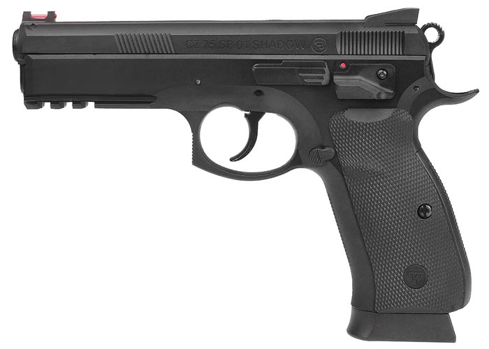 CZ 75 SP-01 Shadow BB Pistol