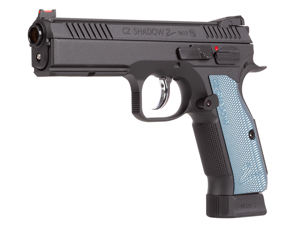 ASG CZ Shadow 2 BB Pistol, .177 Caliber