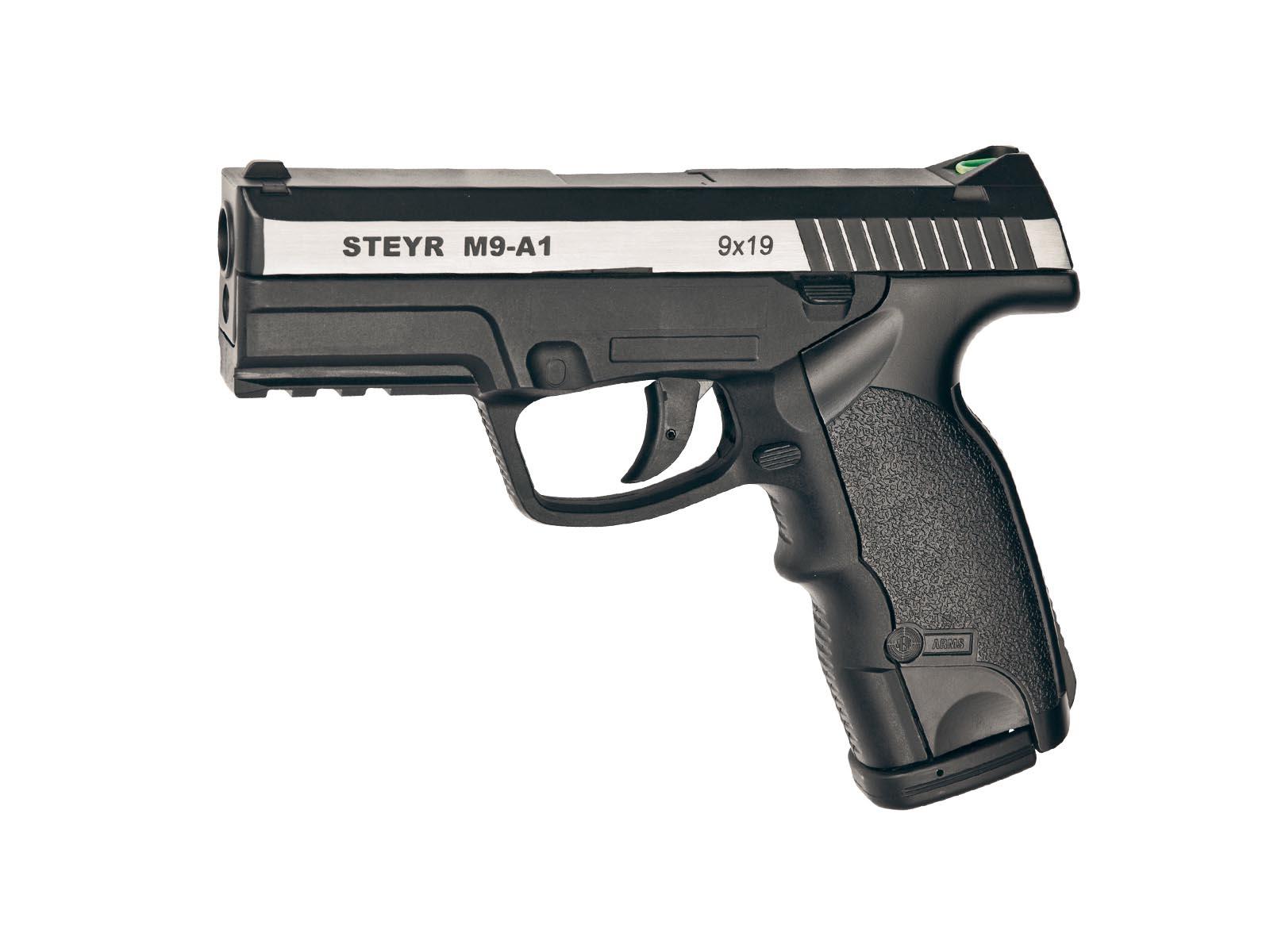 Steyr M9-A1, .177 cal Co2 BB Pistol