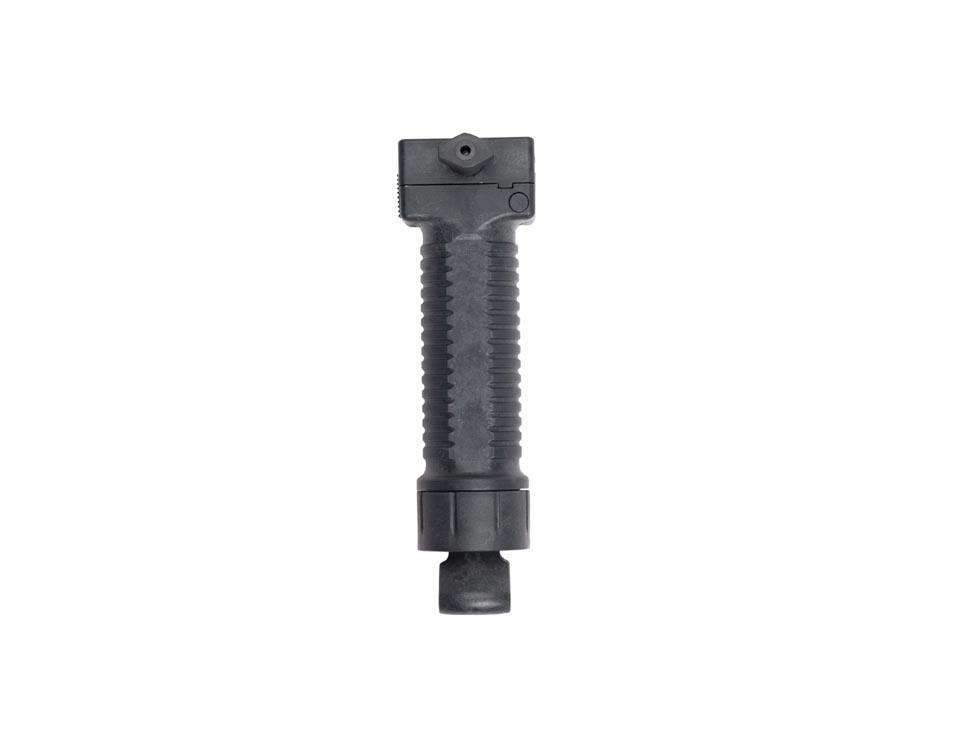 ASG Vertical Front Grip With Spring Loaded Bipod