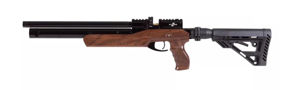 Ataman M2R Carbine Ultra Compact, Walnut