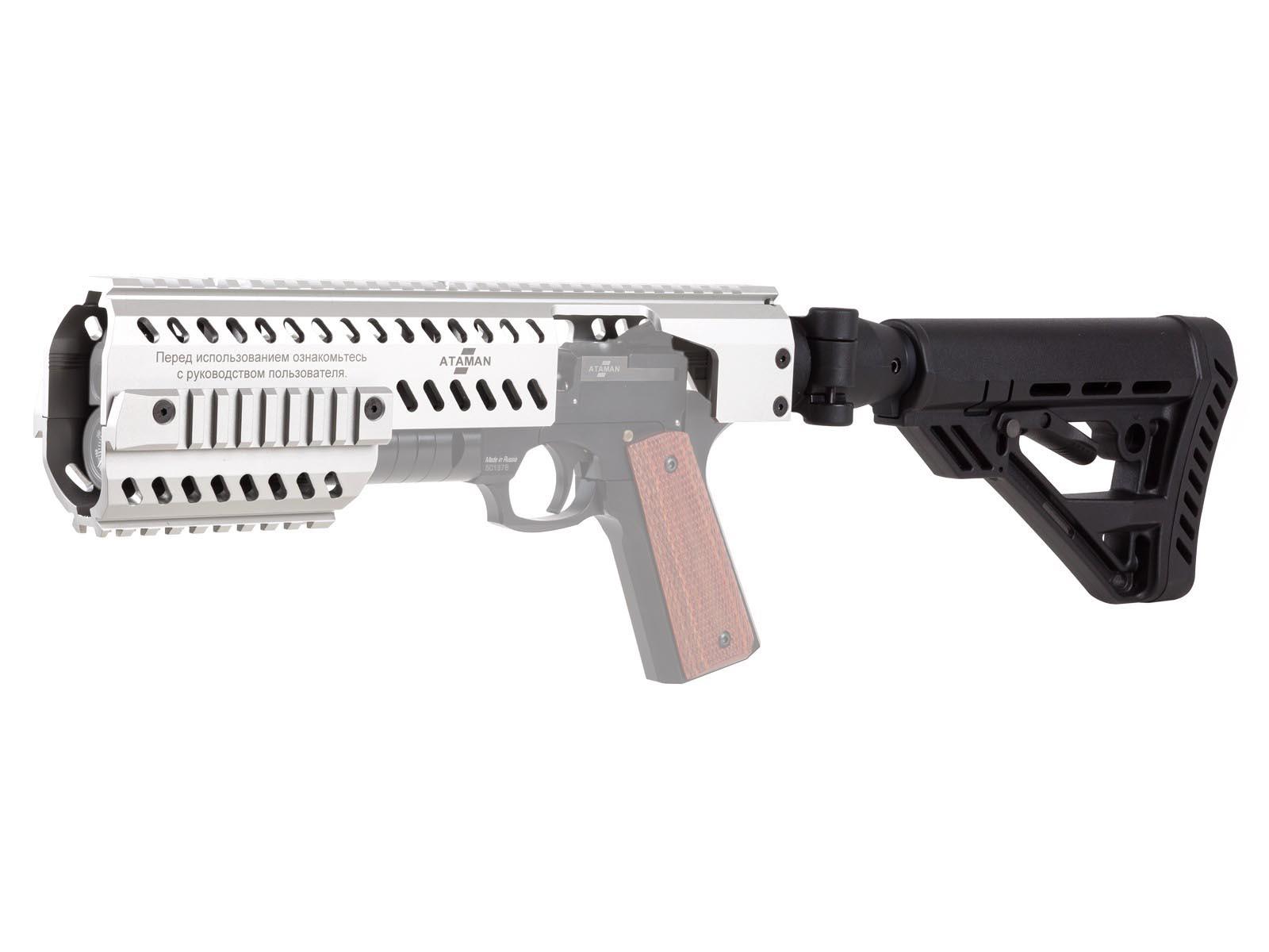 Ataman P2C Conversion Kit, Compact, Silver