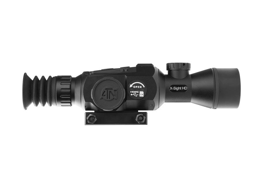 ATN X-Sight II 3-14x50 Day & Night Digital Rifle Scope