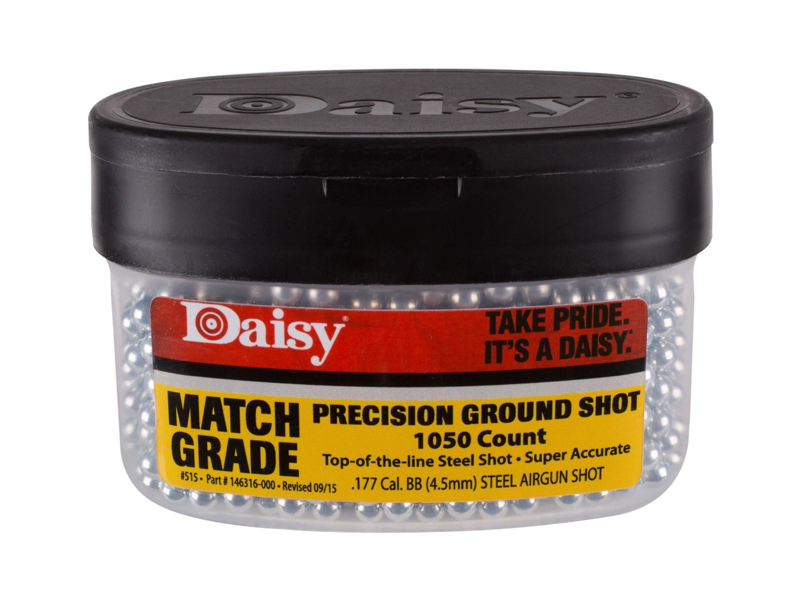 Daisy Match Grade Avanti Precision Ground Shot BBs, 1050 ct