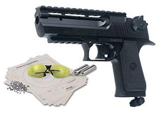 Magnum Research Baby Desert Eagle BB Pistol Kit