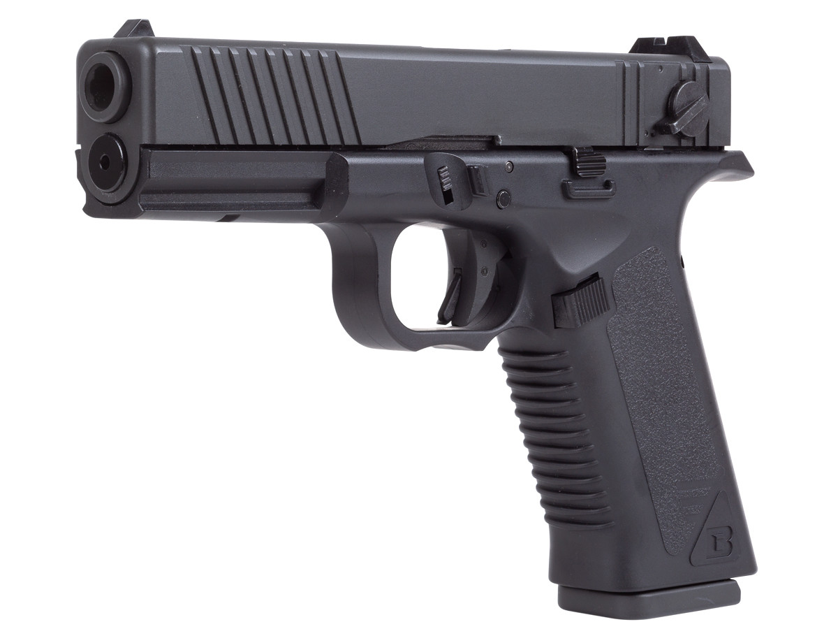 Barra 9 BB Pistol, Full Auto