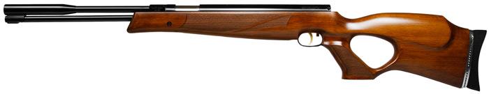 Beeman HW97K, Thumbhole Stock