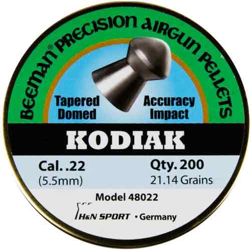 Beeman Kodiak Extra Heavy .22 Cal, 21.14 gr - 200 ct