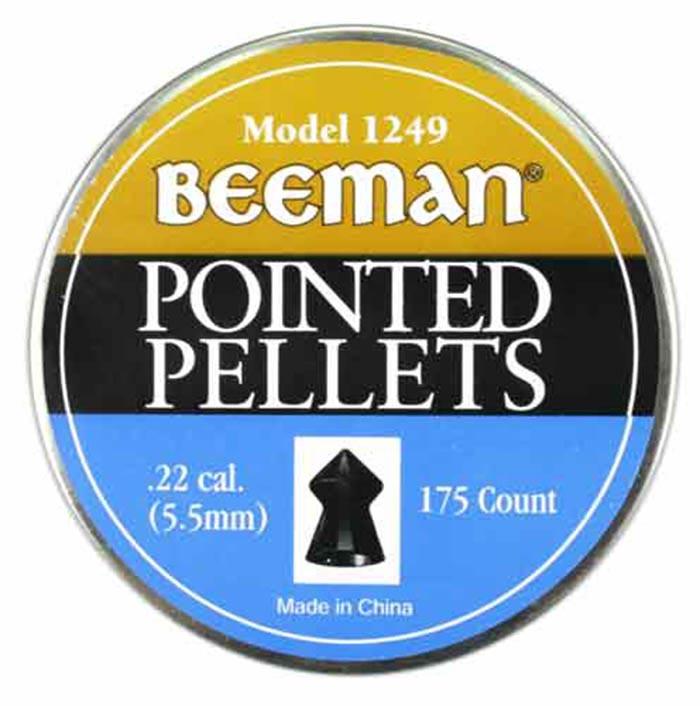Beeman Pointed .22 Cal, 15.1 gr - 175 ct