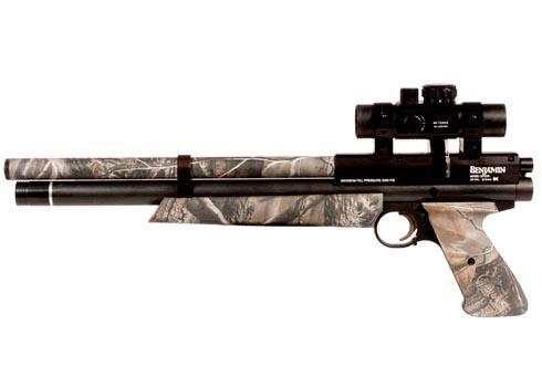 Benjamin Marauder Woods Walker Pellet Pistol