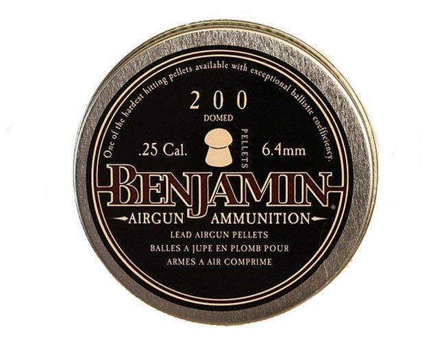 Benjamin Premier .25 Cal, 27.8 gr - 200 ct