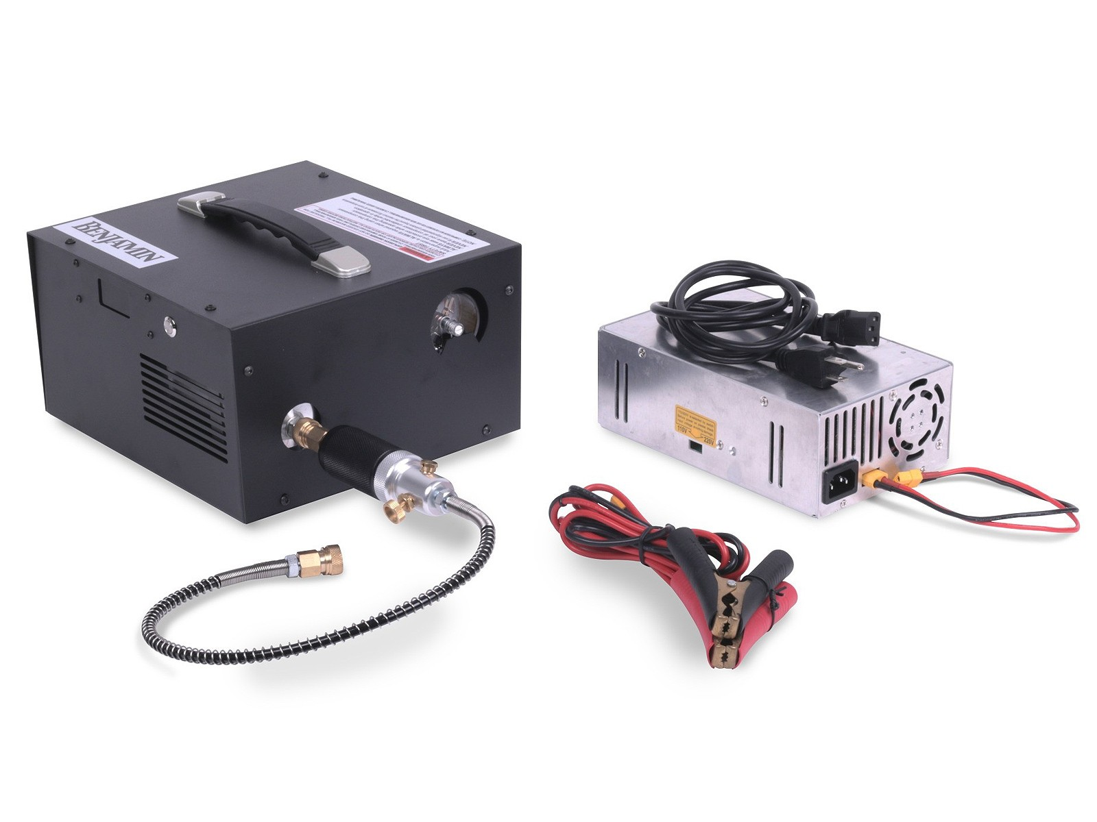 Benjamin Traveler Portable Compressor, 4500 PSI