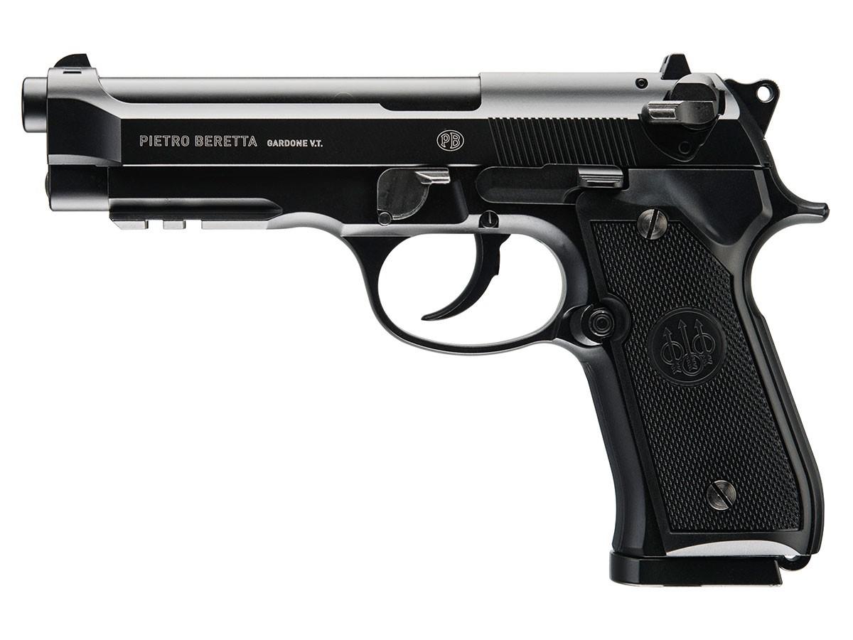Beretta M92A1 BB Pistol, Full-Auto