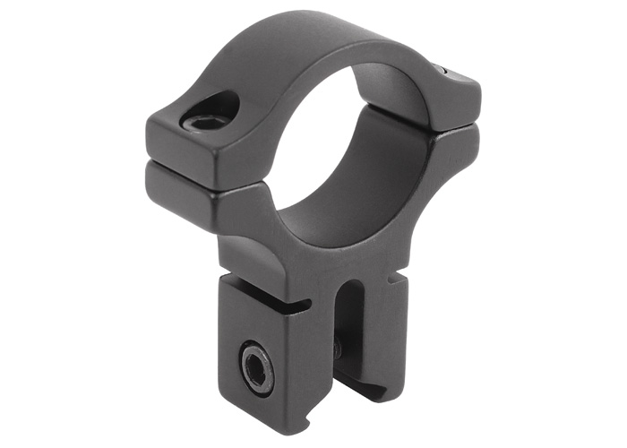 """BKL Solo High 1"""" Ring, Dovetail, 0.60"""" Long"""