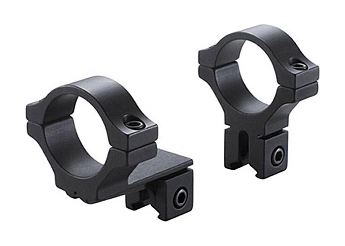 "BKL Offset 1"" Rings, Dovetail"