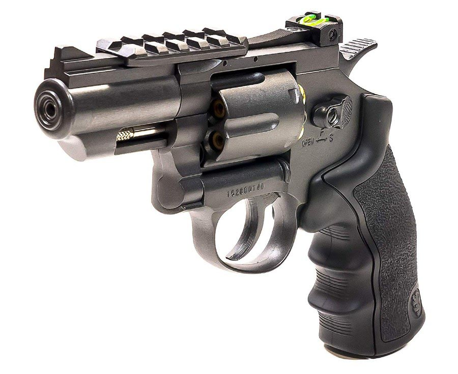 Black Ops Exterminator BB Revolver