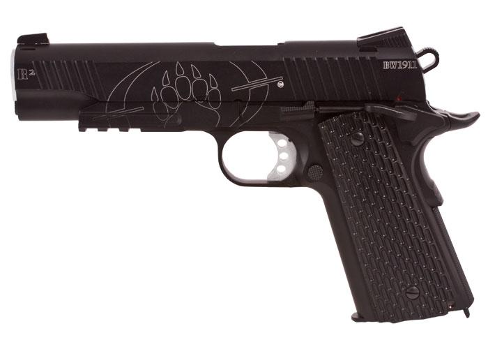 Blackwater 1911 R2 CO2 Pistol
