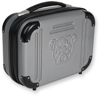 Bulldog Molded Double Pistol Case