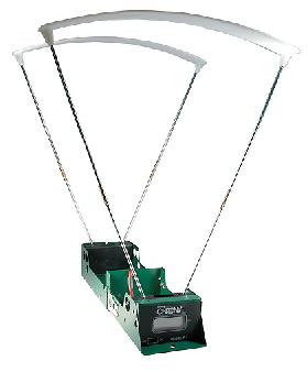 Chrony F-1 Chronograph, Green