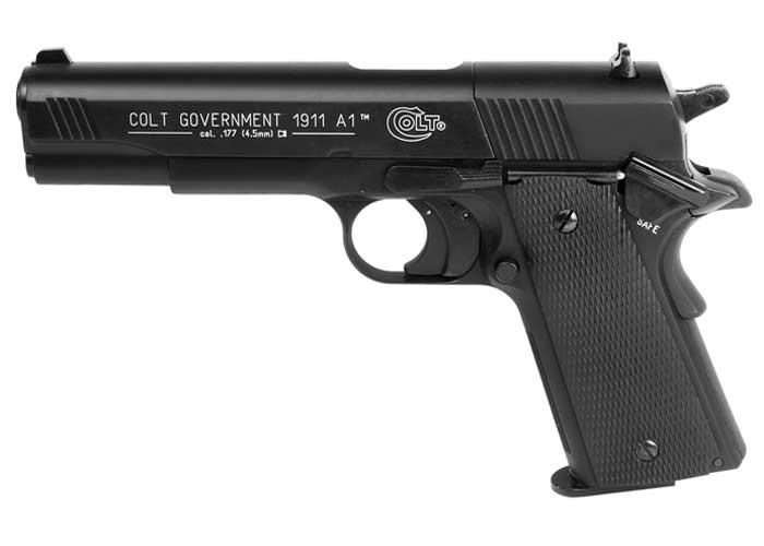 Colt 1911 A1 Pellet Pistol, Black